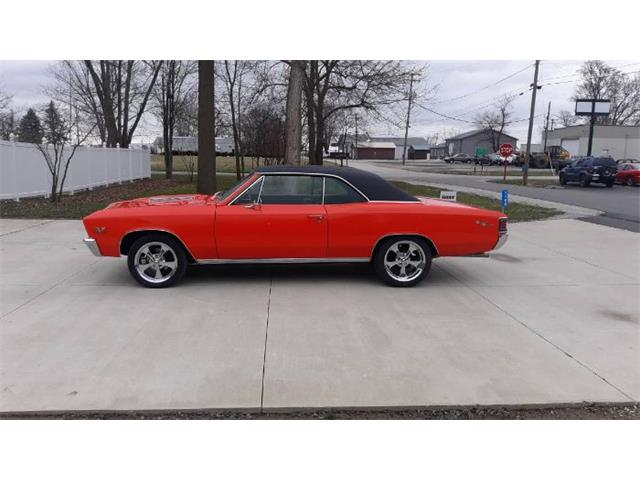 1967 Chevrolet Chevelle (CC-1393853) for sale in Cadillac, Michigan