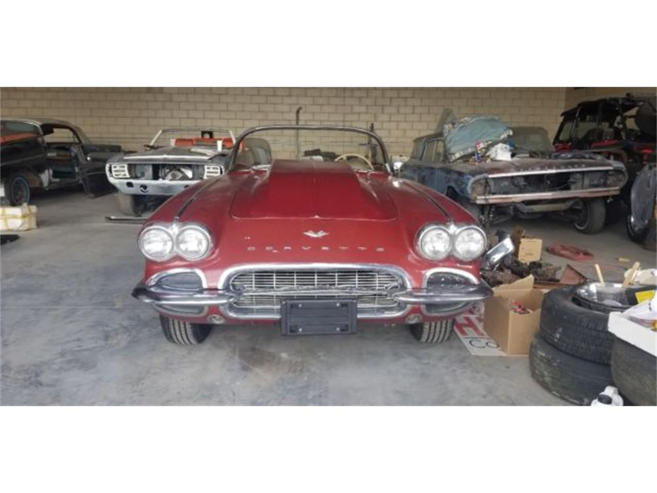 1962 Chevrolet Corvette (CC-1393855) for sale in Cadillac, Michigan