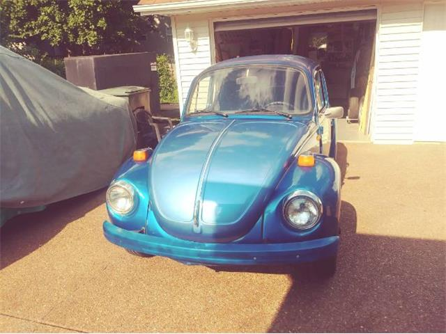 1973 Volkswagen Super Beetle (CC-1393857) for sale in Cadillac, Michigan
