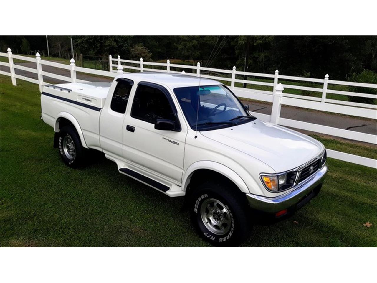 1997 Toyota Tacoma (CC-1393861) for sale in Greensboro, North Carolina