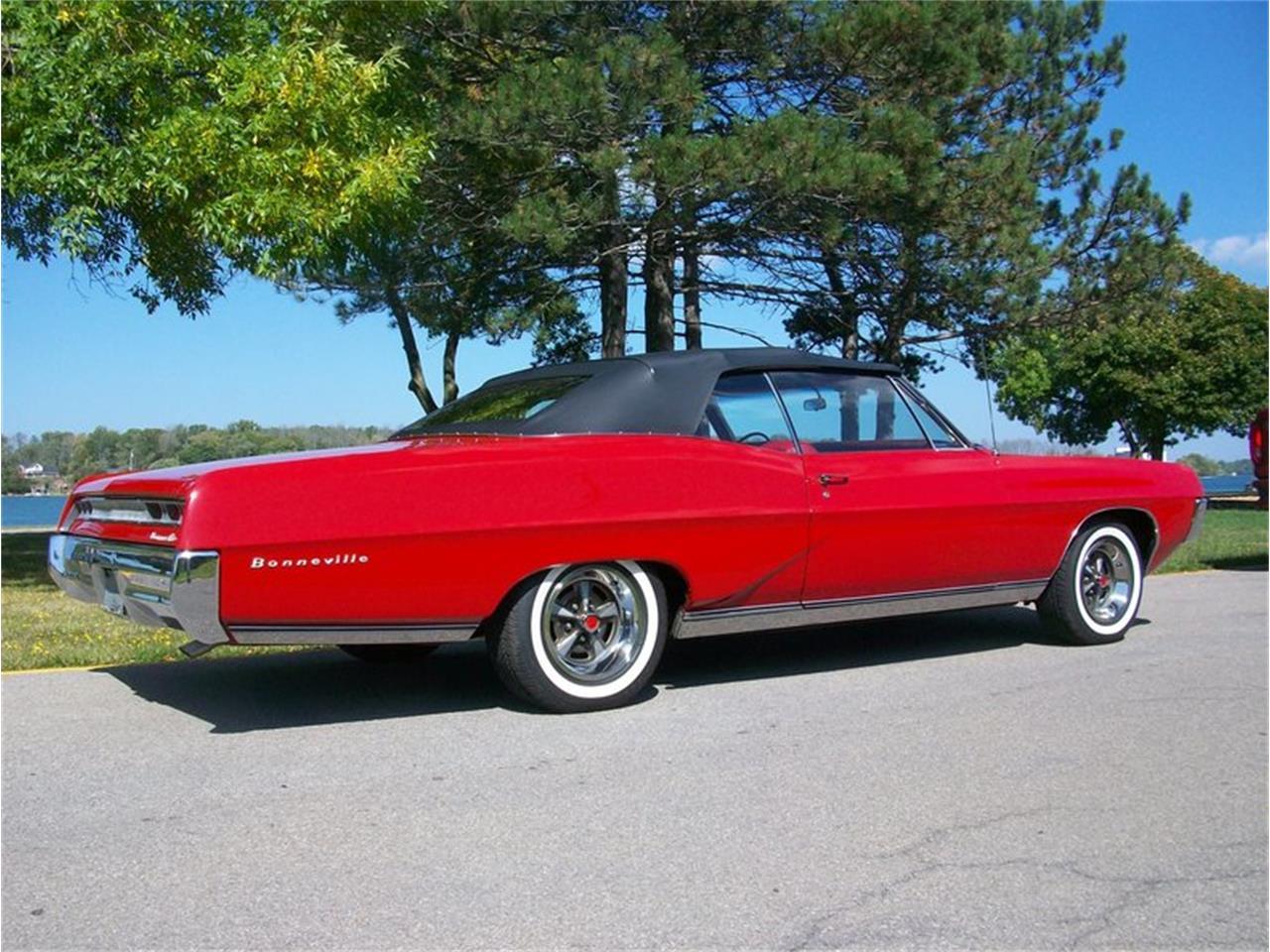 1967 Pontiac Bonneville (CC-1393865) for sale in Greensboro, North Carolina