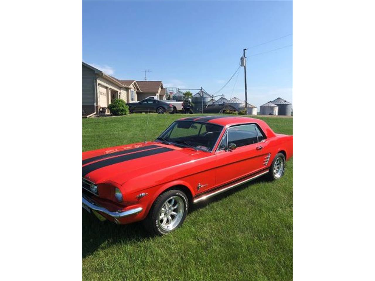 1966 Ford Mustang (CC-1393868) for sale in Cadillac, Michigan