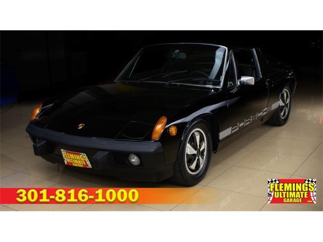 1974 Porsche 914 (CC-1393895) for sale in Rockville, Maryland