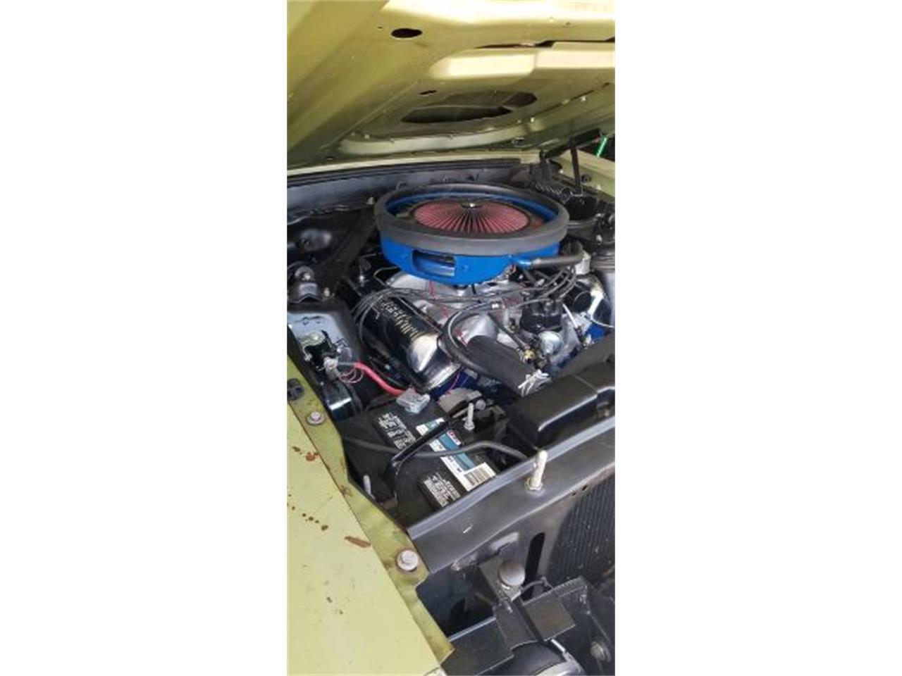 1969 Mercury Cougar (CC-1393898) for sale in Cadillac, Michigan