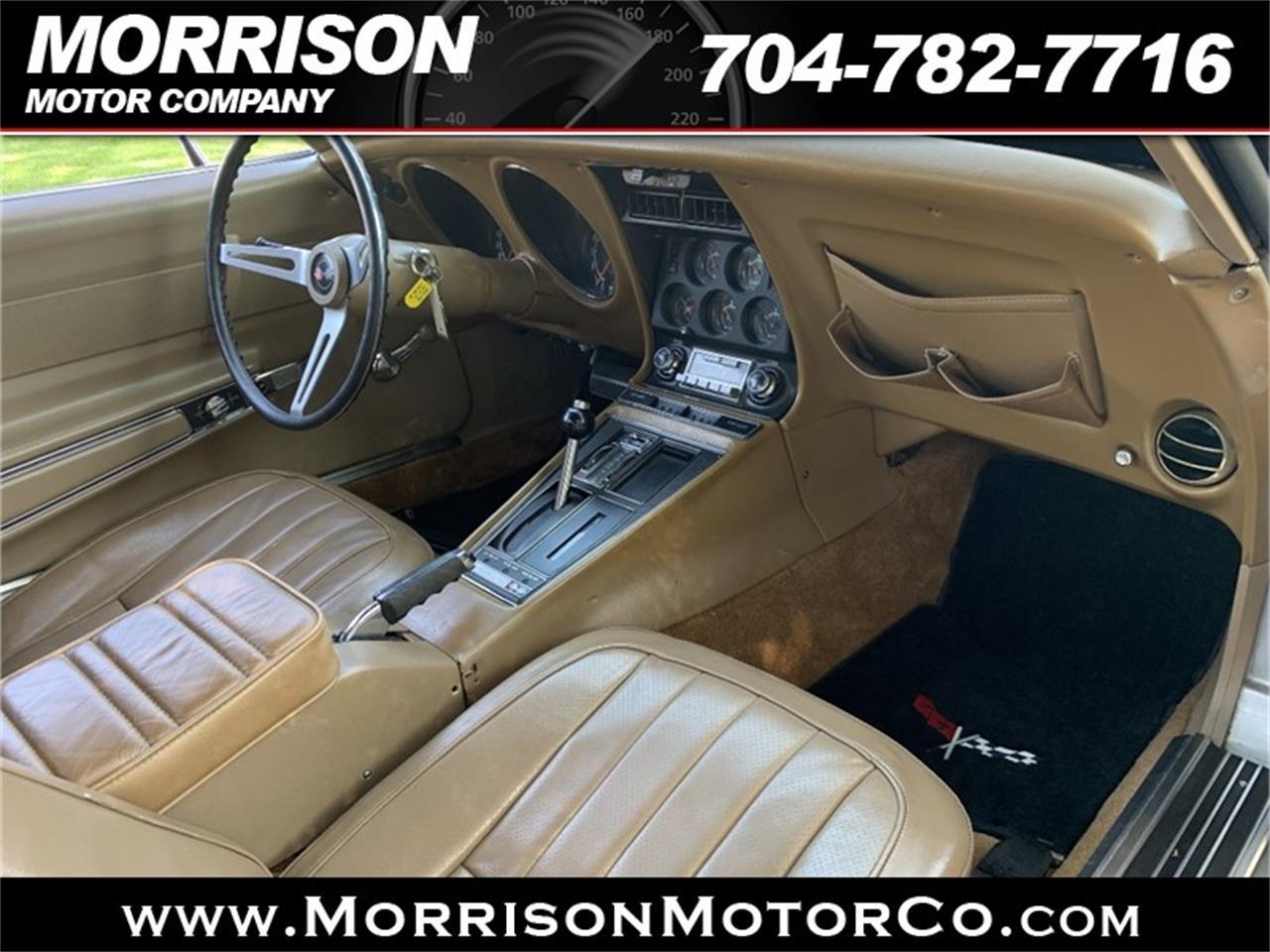 1969 Chevrolet Corvette (CC-1393899) for sale in Concord, North Carolina