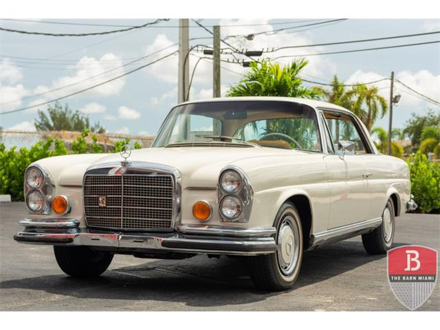 1970 Mercedes-Benz 280SE (CC-1393900) for sale in Miami, Florida