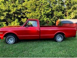 1970 Chevrolet C10 (CC-1393901) for sale in Cadillac, Michigan