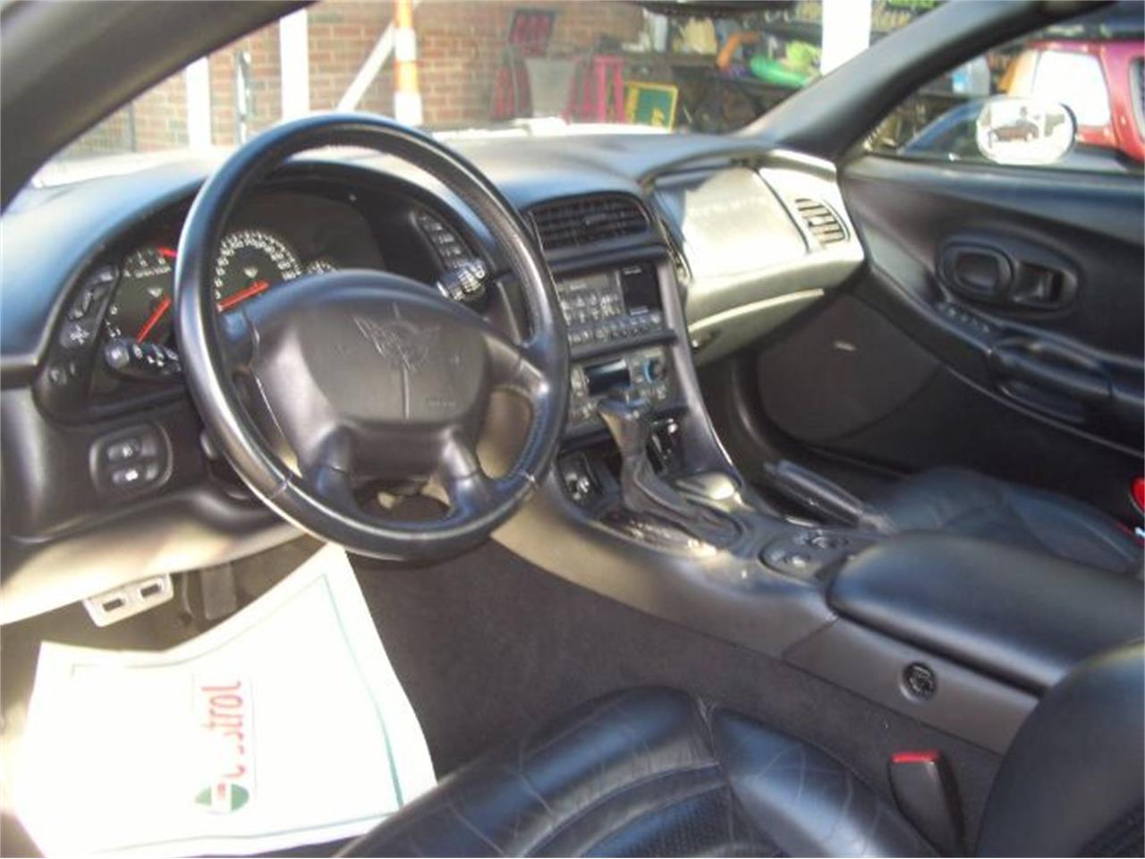2000 Chevrolet Corvette (CC-1393904) for sale in Cadillac, Michigan