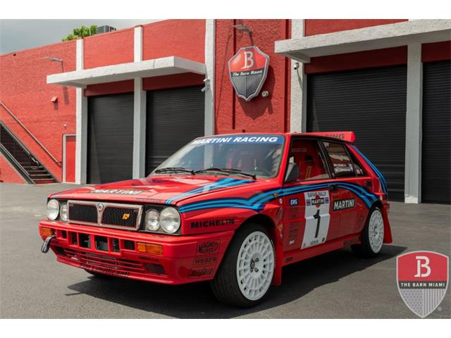 1989 Lancia Delta (CC-1393908) for sale in Miami, Florida