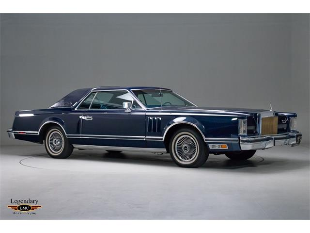 1979 Lincoln Continental (CC-1393909) for sale in Halton Hills, Ontario