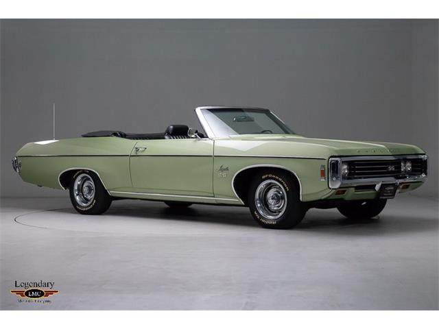 1969 Chevrolet Impala SS (CC-1393910) for sale in Halton Hills, Ontario