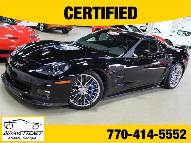 2009 Chevrolet Corvette (CC-1393914) for sale in Atlanta, Georgia