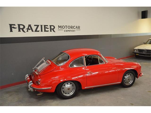 1964 Porsche 356 (CC-1393915) for sale in Lebanon, Tennessee