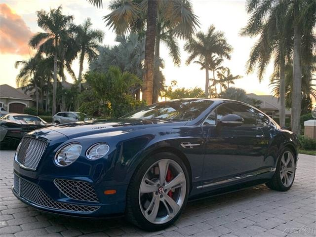 2016 Bentley Continental GT V8 S (CC-1390394) for sale in Delray Beach, Florida