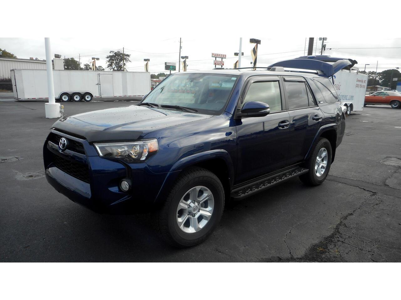 2019 Toyota 4Runner (CC-1393940) for sale in Greenville, North Carolina