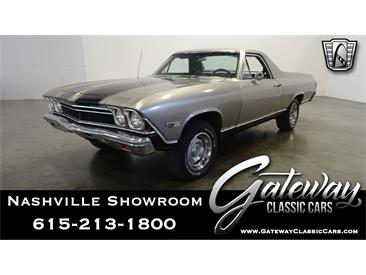 1968 Chevrolet El Camino (CC-1393949) for sale in O'Fallon, Illinois