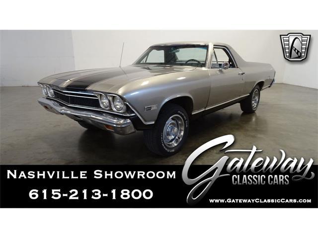 1968 Chevrolet El Camino (CC-1393949) for sale in O'Fallon, Illinois