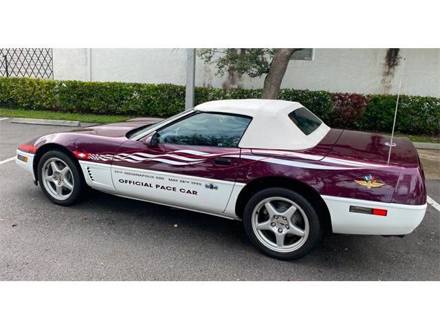 1995 Chevrolet Corvette (CC-1393950) for sale in Boca Raton, Florida