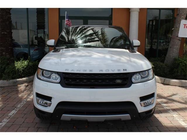 2015 Land Rover Range Rover Sport (CC-1390396) for sale in Delray Beach, Florida