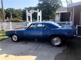 1969 Chevrolet Camaro (CC-1393966) for sale in Wilson, Oklahoma