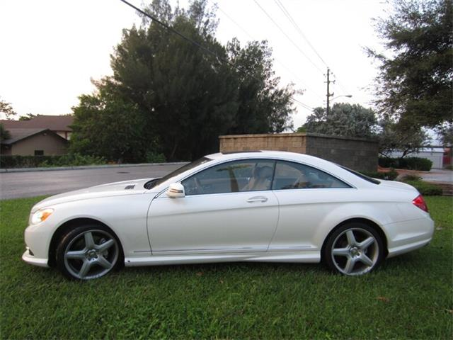 2014 Mercedes-Benz CL550