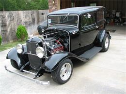 1932 Ford 2-Dr Sedan (CC-1393980) for sale in Oklahoma City, Oklahoma
