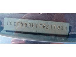 1984 Chevrolet El Camino SS (CC-1393983) for sale in Canton, Ohio