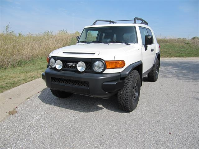 2008 Toyota FJ Cruiser (CC-1393987) for sale in Omaha, Nebraska