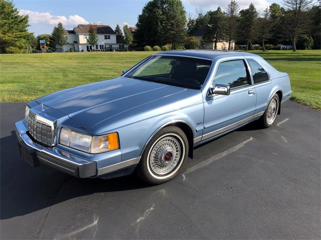 1988 Lincoln Mark VII (CC-1393989) for sale in Dallas, Pennsylvania