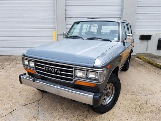 1988 Toyota Land Cruiser FJ (CC-1393995) for sale in Houston, Texas