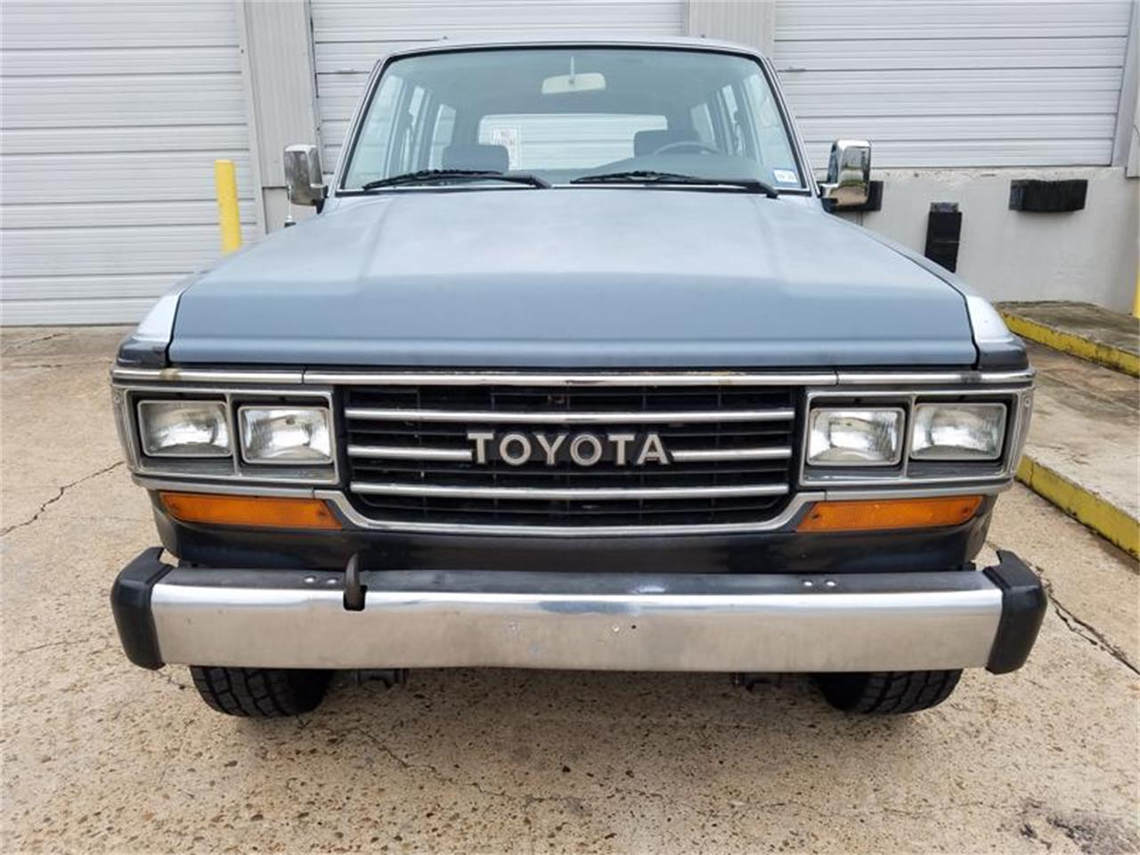 1988 Toyota Land Cruiser FJ (CC-1393995) for sale in Houston, Texas