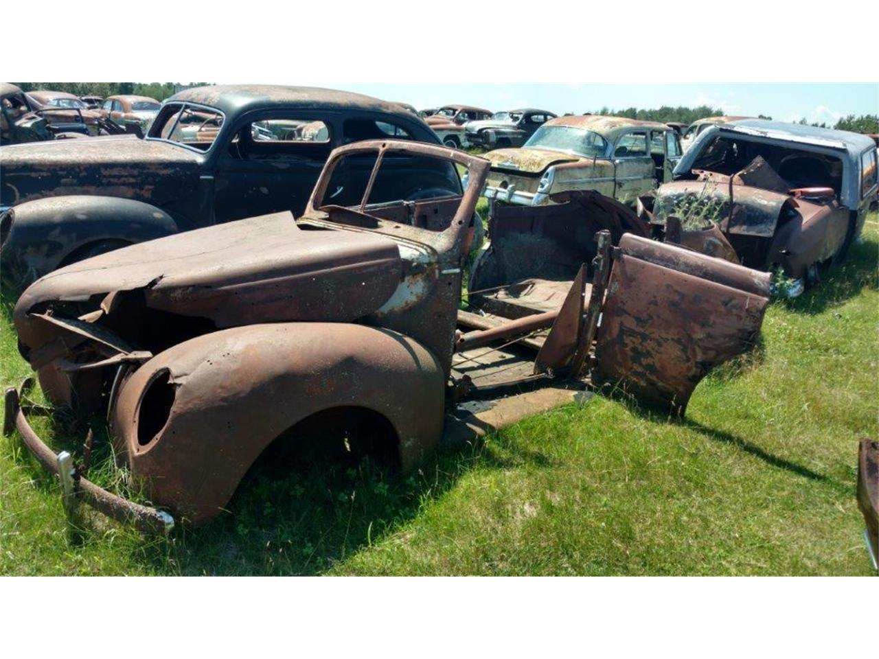 1939 Ford Phaeton (CC-1393997) for sale in Parkers Prairie, Minnesota