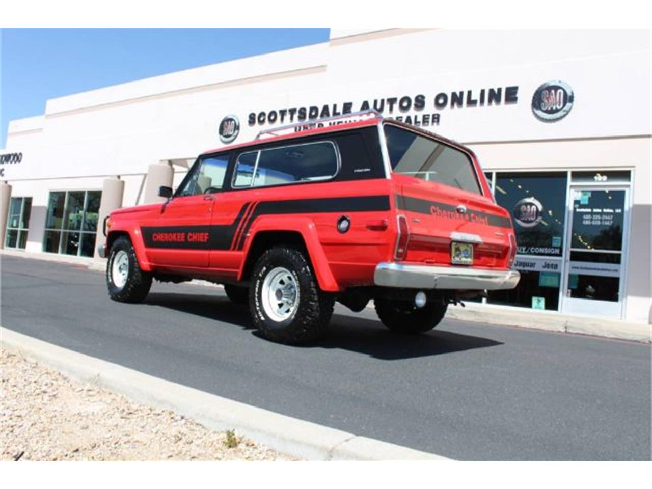 1983 Jeep Cherokee (CC-1390402) for sale in Scottsdale, Arizona