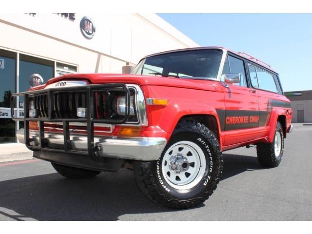 1983 Jeep Cherokee (CC-1390402) for sale in Scottsdale, Arizona