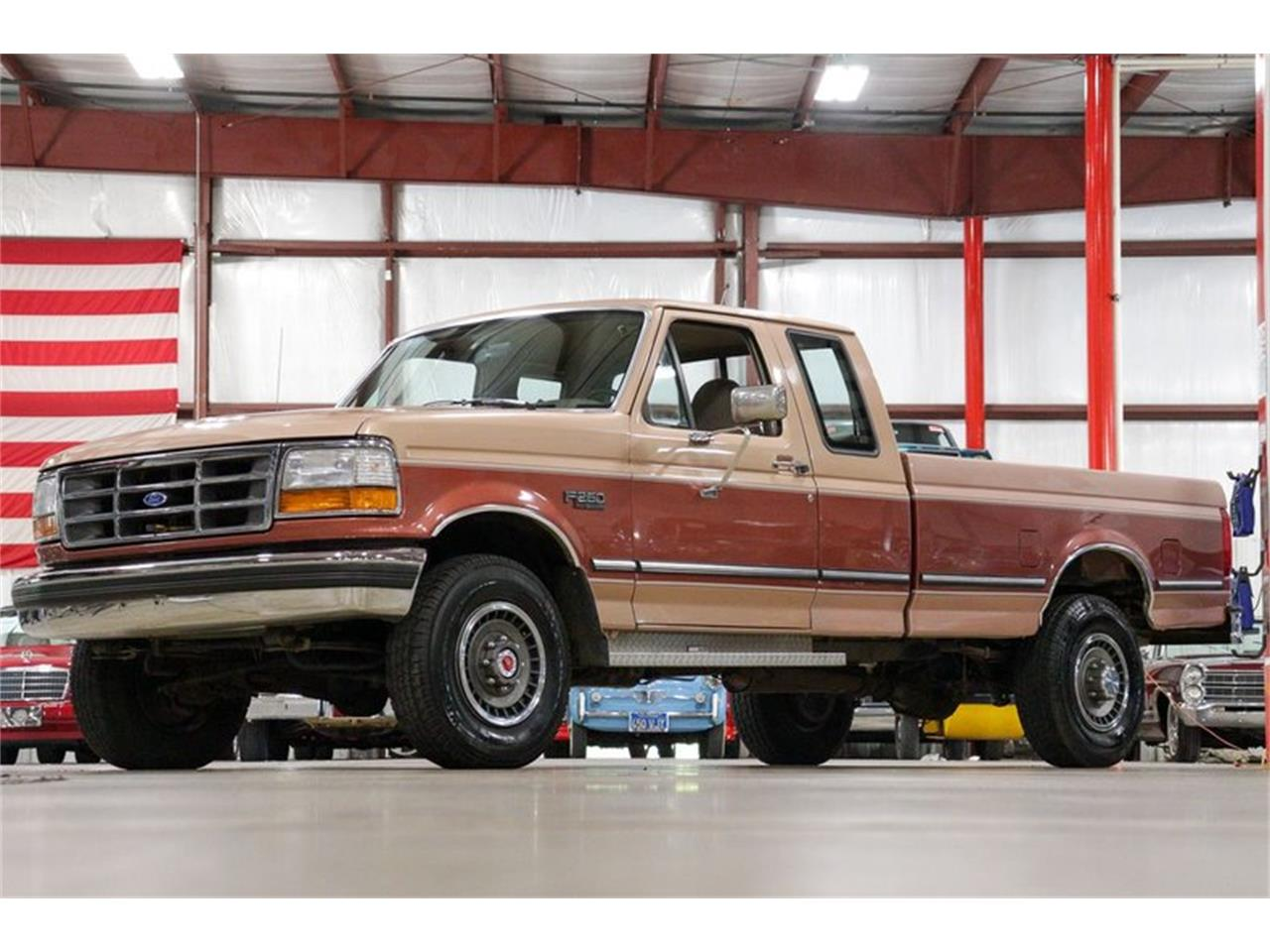 1994 Ford F250 (CC-1394050) for sale in Kentwood, Michigan