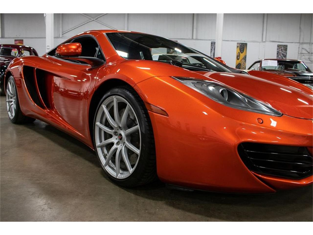 2012 McLaren MP4-12C (CC-1394055) for sale in Kentwood, Michigan
