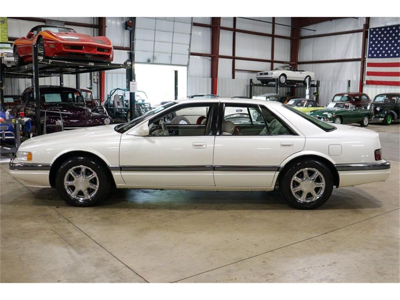 1995 Cadillac Seville (CC-1394061) for sale in Kentwood, Michigan