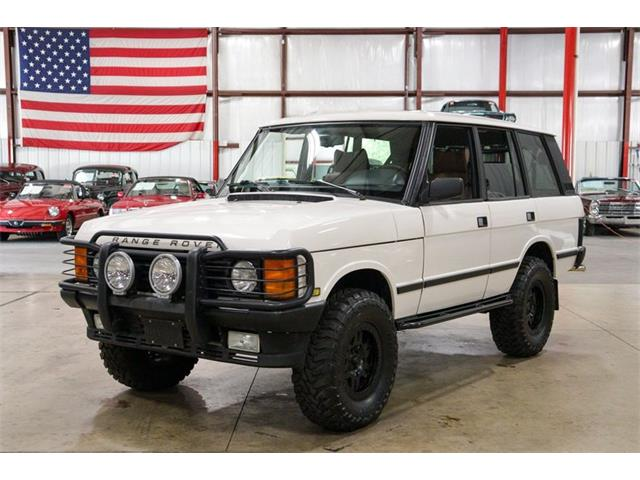 1995 Land Rover Range Rover (CC-1394063) for sale in Kentwood, Michigan