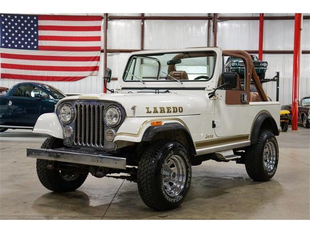 1983 Jeep CJ (CC-1394076) for sale in Kentwood, Michigan