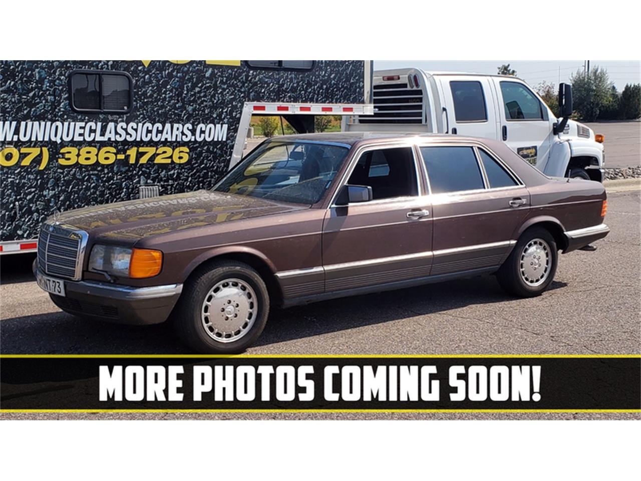 1983 Mercedes-Benz 500 (CC-1394085) for sale in Mankato, Minnesota