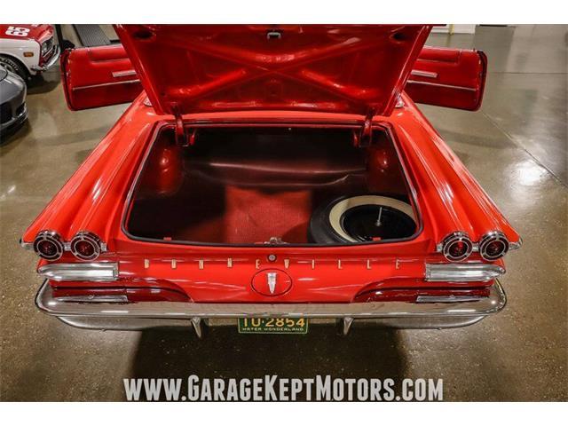 1960 Pontiac Bonneville (CC-1394091) for sale in Grand Rapids, Michigan