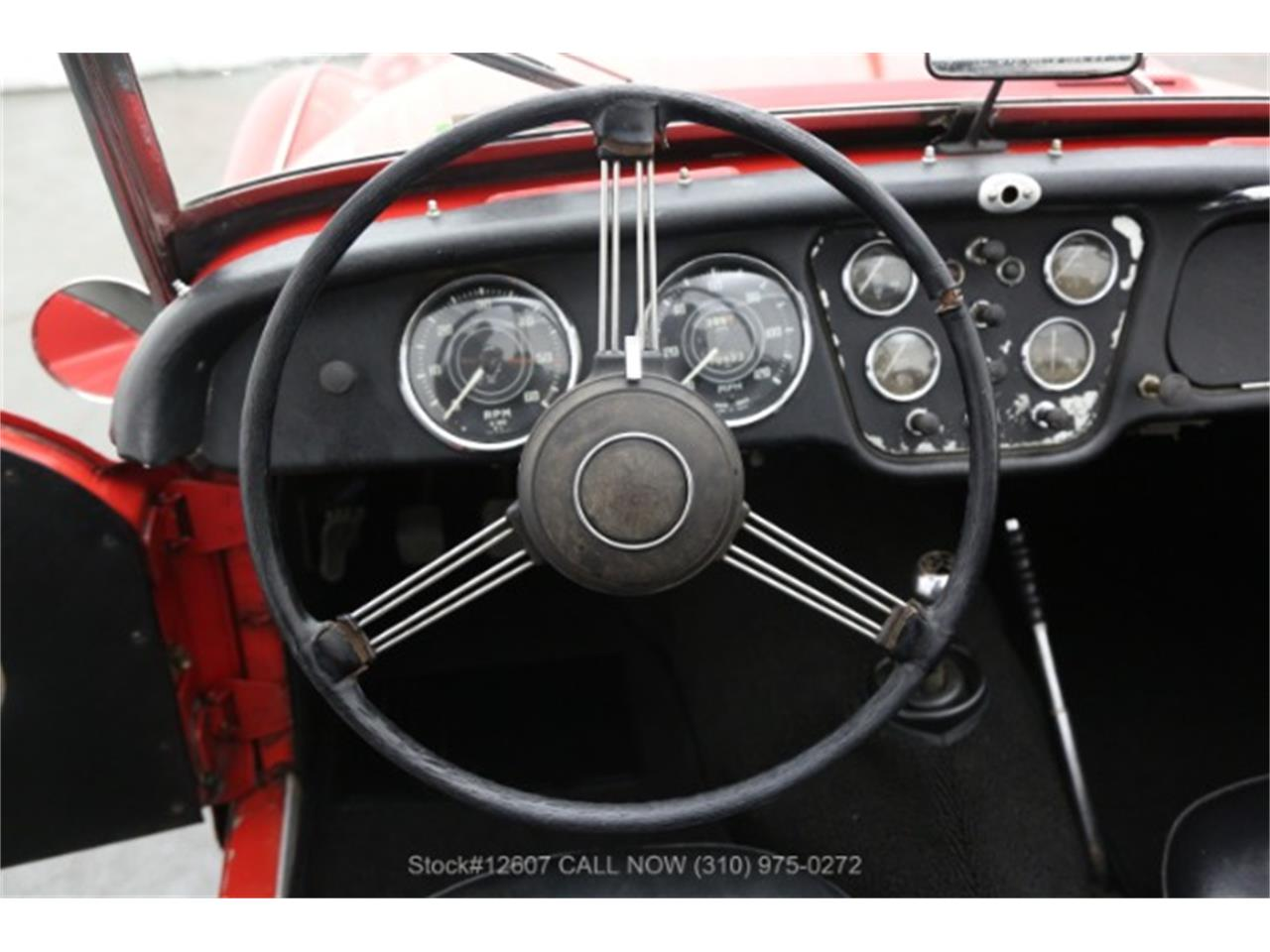 1963 Triumph TR3 (CC-1394096) for sale in Beverly Hills, California