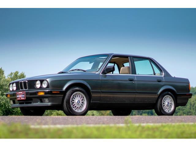 1989 BMW 3 Series