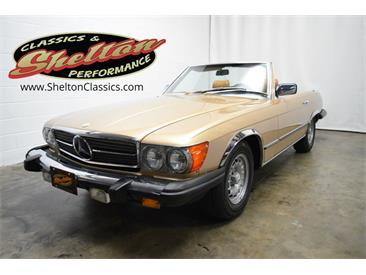 1985 Mercedes-Benz 380 (CC-1394110) for sale in Mooresville, North Carolina