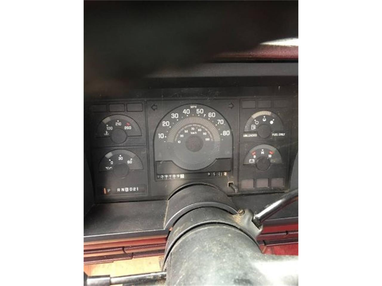 1988 Chevrolet 1500 (CC-1394118) for sale in Cadillac, Michigan