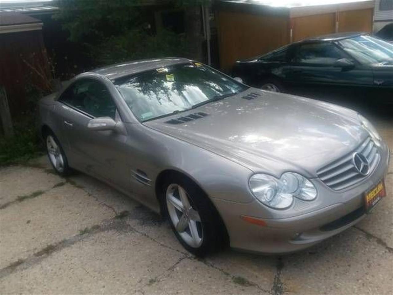 2004 Mercedes-Benz SL500 (CC-1394120) for sale in Cadillac, Michigan