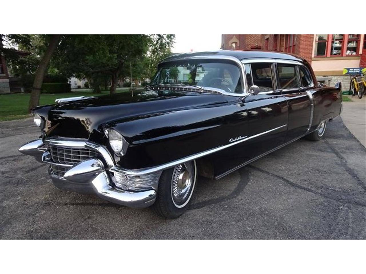 1955 Cadillac Fleetwood (CC-1394124) for sale in Cadillac, Michigan