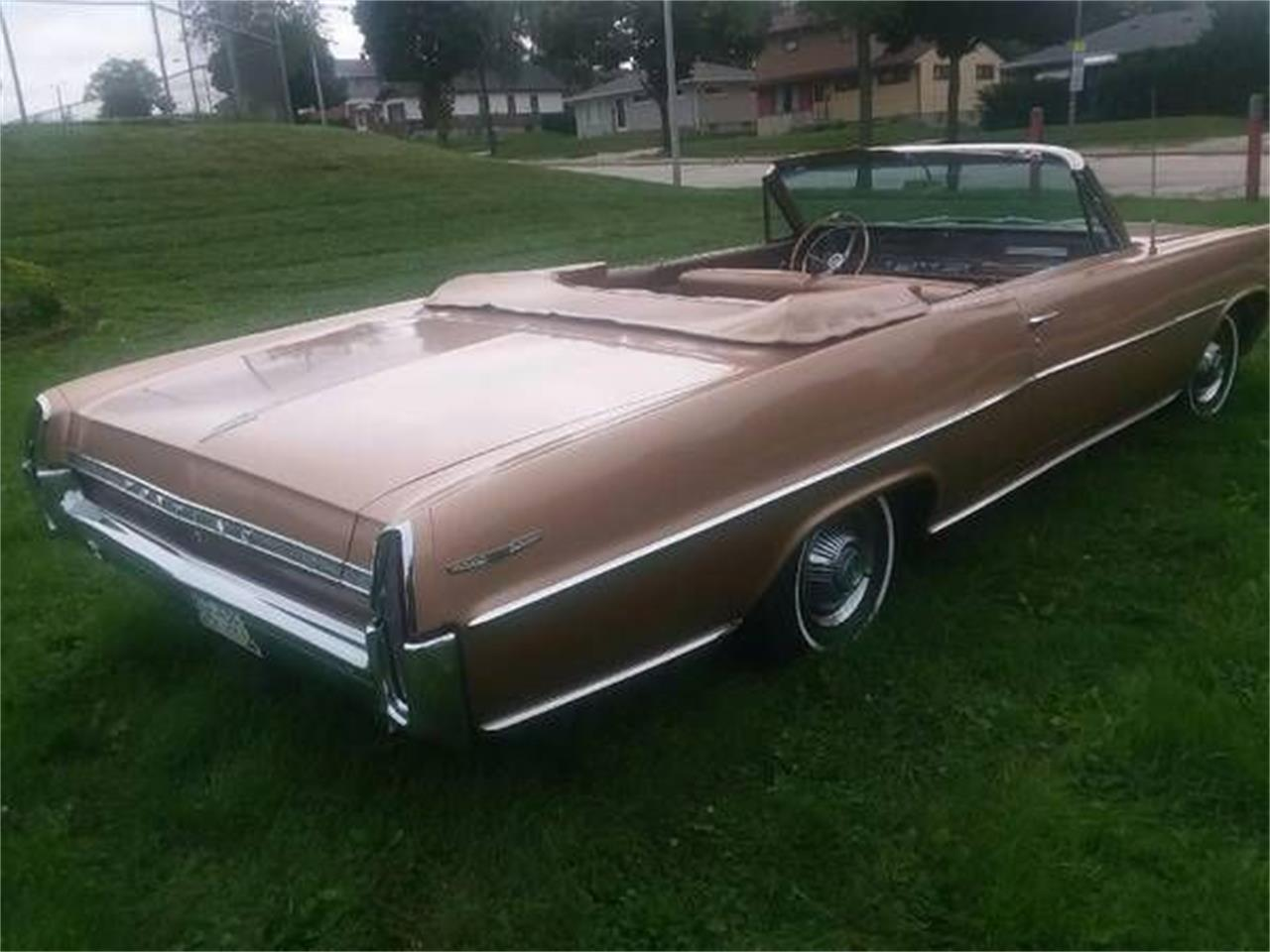 1964 Pontiac Catalina (CC-1394127) for sale in Cadillac, Michigan