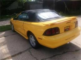 1998 Ford Mustang (CC-1394130) for sale in Cadillac, Michigan