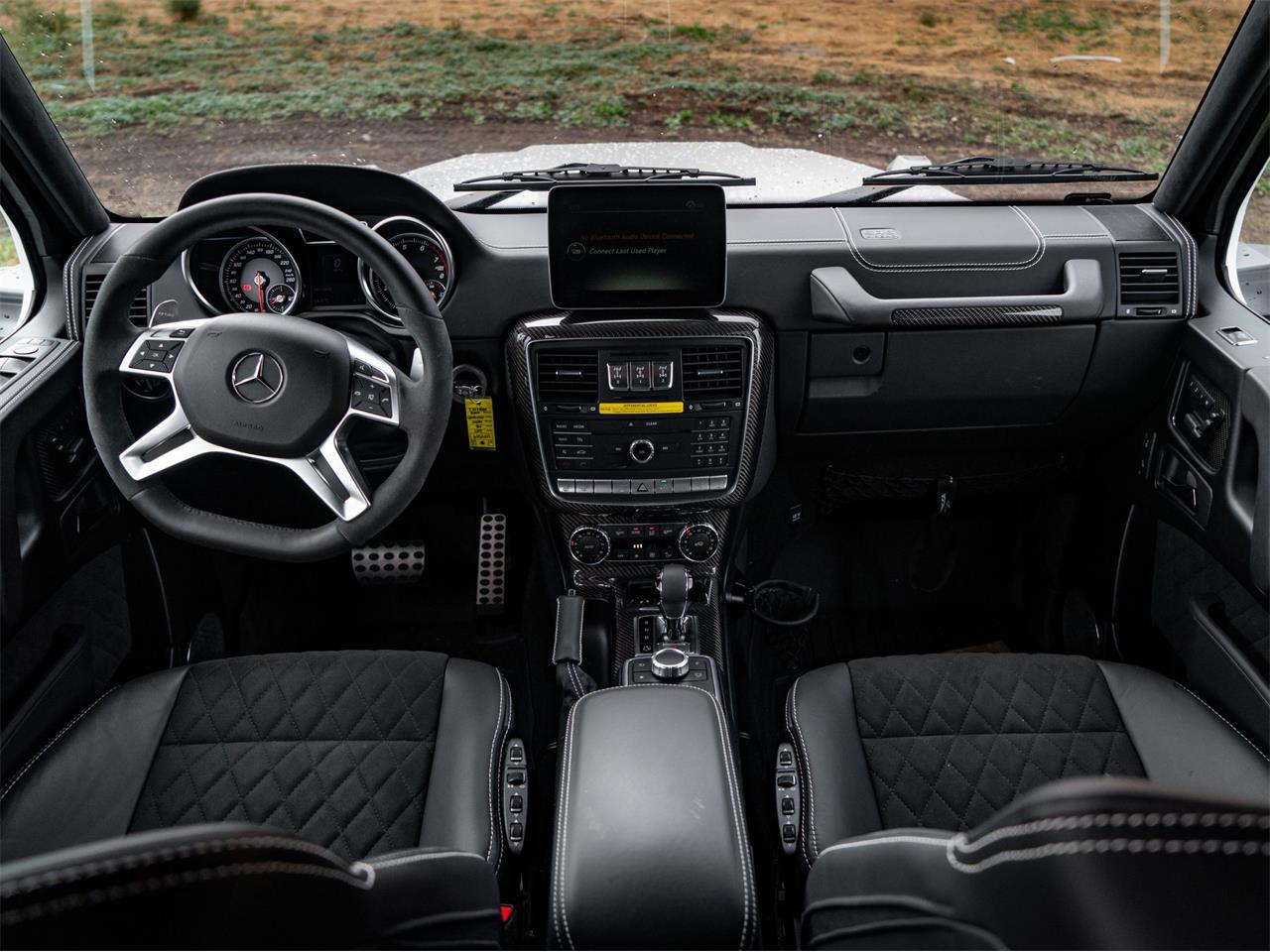 2017 Mercedes-Benz G-Class (CC-1394142) for sale in Kelowna, British Columbia